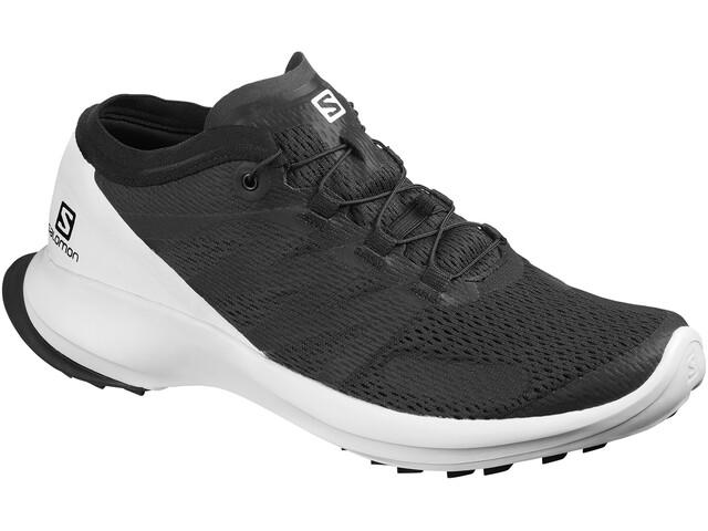 Salomon Sense Flow Chaussures Homme, black/white/black